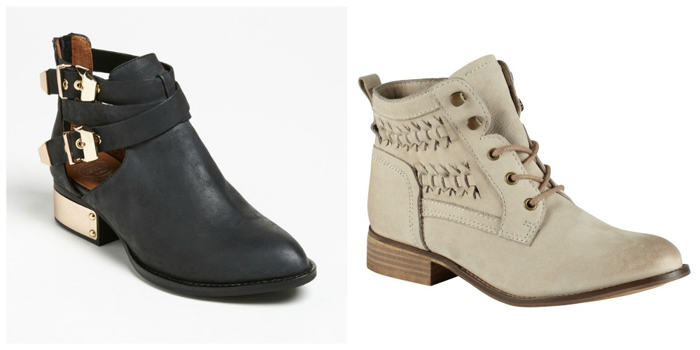 Pairs of shoes women should own: ankle boots