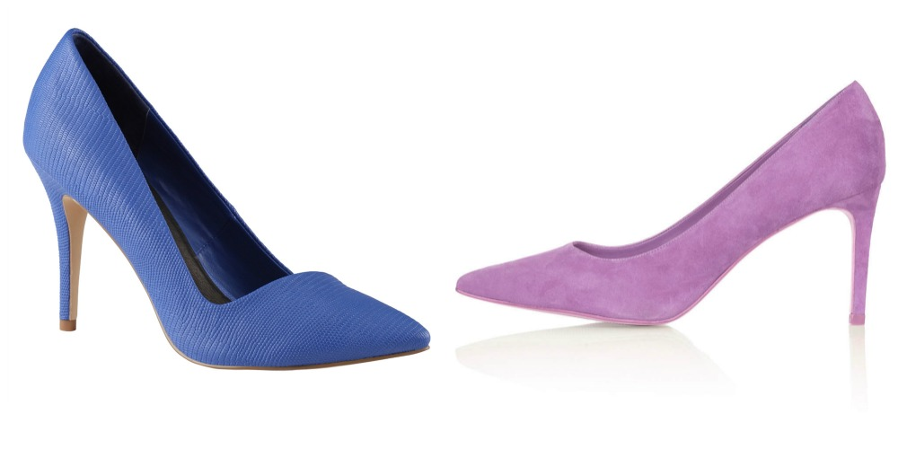 Types of shoes women should own: pointy-toed flats
