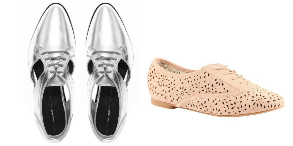 Pairs of shoes women should own: brogues