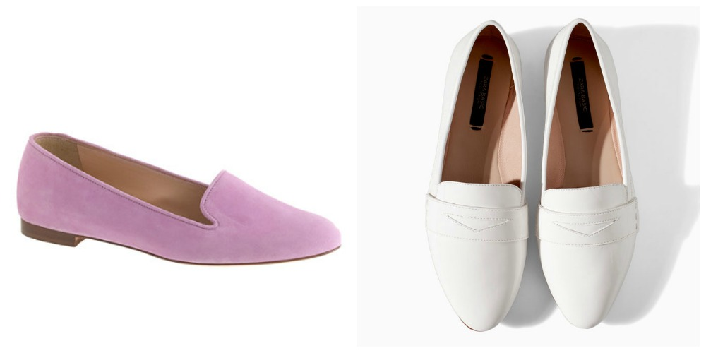 Types of shoes women should own: loafers