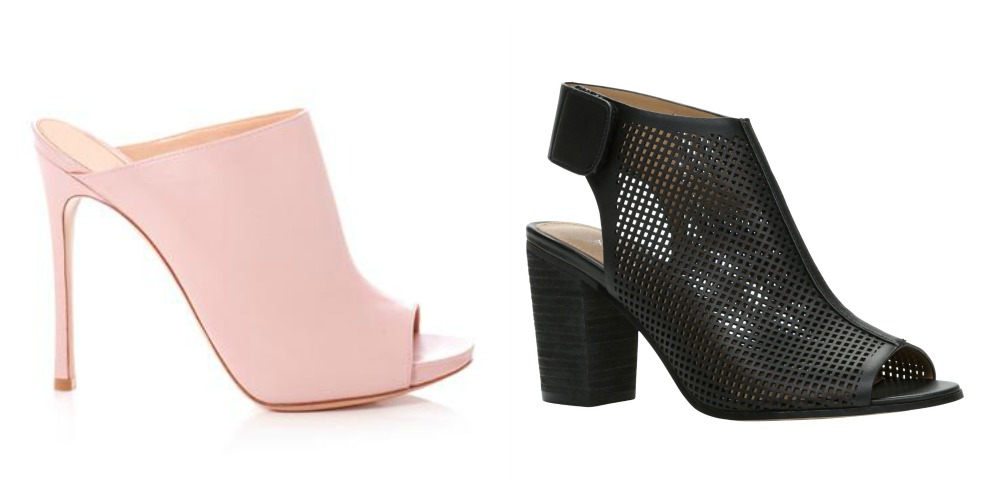 Types of shoes women should own: Mules