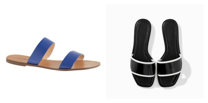 Pairs of shoes every woman should own: slipon-sandals