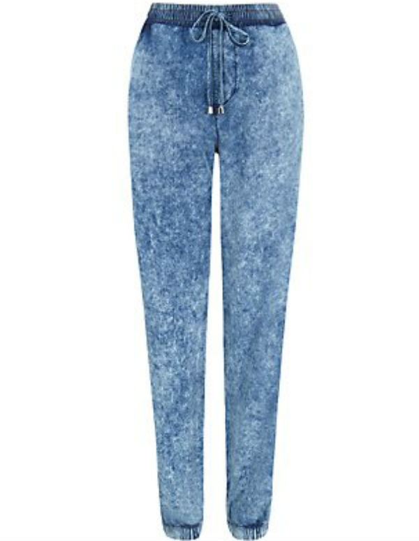 New Look denim joggers