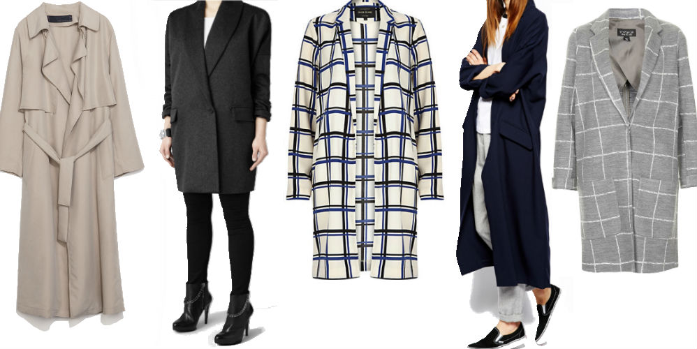 Spring Duster Coats